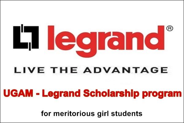 UGAM Legrand Scholarship Program